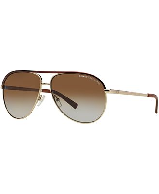 AX Armani Exchange Sunglasses, AX2002P