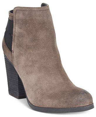 Kenneth Cole Reaction Might Make It Ankle Booties