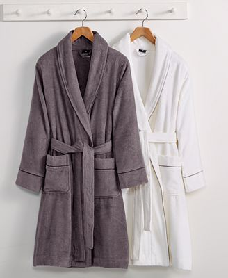 Hotel Collection Finest Modal Robe, Luxury Turkish Cotton, Only at Macy's