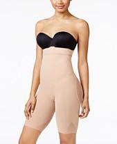 852f05b7ec703 Leonisa Women s Light Tummy-Control High-Waist Thigh-Slimmer 012807M