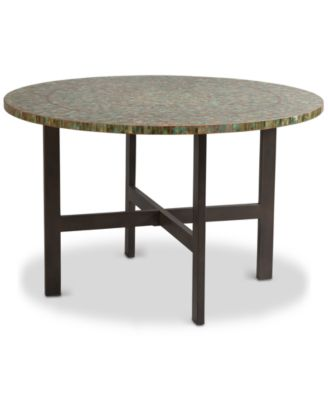 Glass Dining Table glass dining table - macy's