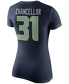 Nike Women's Kam Chancellor Seattle Seahawks Player Pride T-Shirt