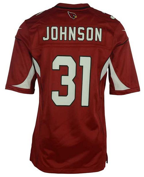 Nike Men's David Johnson Arizona Cardinals Game Jersey