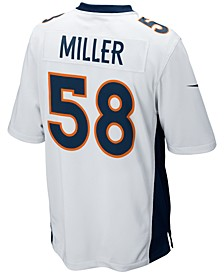 Men's Von Miller Denver Broncos Game Jersey