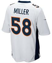826c2186d Nike Men s Von Miller Denver Broncos Game Jersey