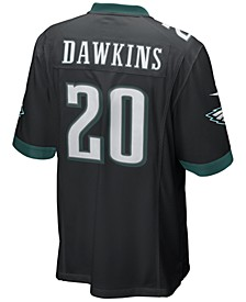 Men's Brian Dawkins Philadelphia Eagles Game Jersey