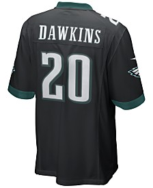 Nike Men's Brian Dawkins Philadelphia Eagles Game Jersey