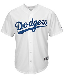 Majestic Men's Los Angeles Dodgers Blank Replica Big & Tall Jersey