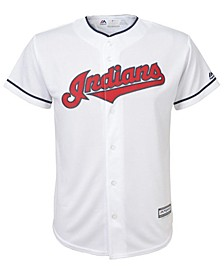 Men's Cleveland Indians Blank Replica Big & Tall Jersey