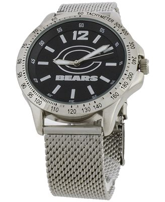 Game Time Chicago Bears Cage Series Watch