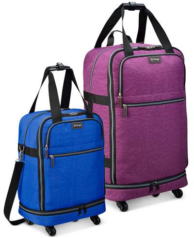 Biaggi Zipsak Microfold Luggage
