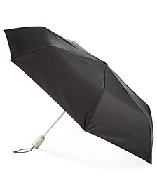 Totes SunGuard® Auto Open Close Umbrella with NeverWet®