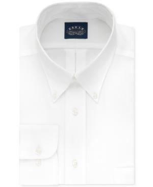 Men's Big & Tall Classic-Fit Stretch Collar Non-Iron Solid Dress Shirt