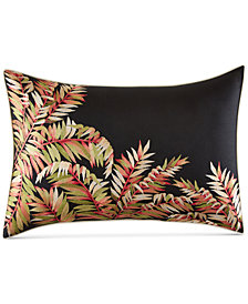 "Tommy Bahama Home Jungle Drive Embroidered 14"" x 20"" Decorative Pillow"
