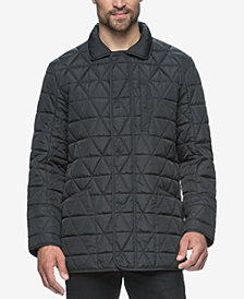 Marc New York Big & Tall Quilted Field Jacket