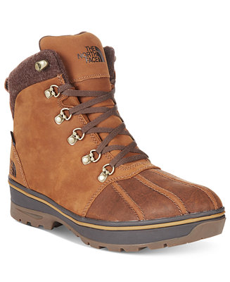 7bf67fc3387 The North Face Men's Ballard Duck Boots & Reviews - All Men's Shoes ...