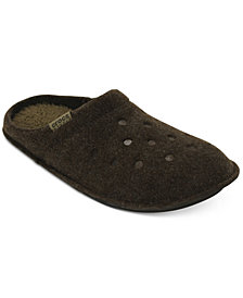 Crocs Men's Classic Slippers