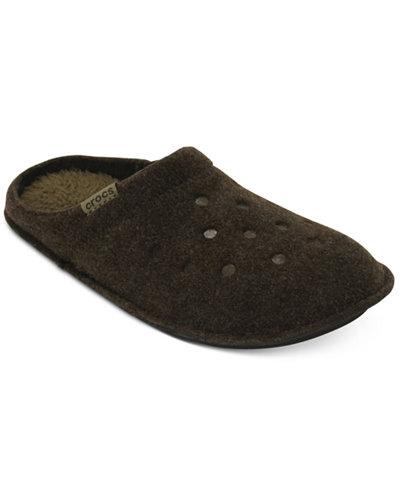 Crocs Men's Classic Slippers