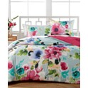 Hallmart Collectibles Amanda 2-Pc. Reversible Twin Comforter Set