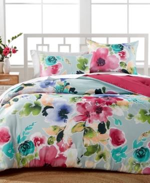 Amanda 3-Pc. Reversible Comforter Sets Bedding