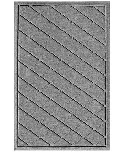 Bungalow Flooring Water Guard Argyle 3'x5' Doormat