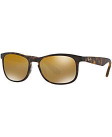Ray-Ban Polarized Chromance Collection Sunglasses, RB4263 55