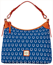 Dooney & Bourke Indianapolis Colts Hobo Bag