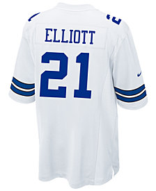 Nike Men's Ezekiel Elliott Dallas Cowboys Game Jersey
