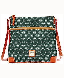 Dooney & Bourke New York Jets Crossbody Purse