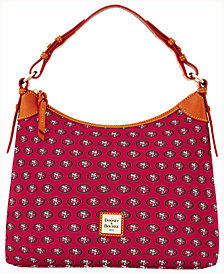 Dooney & Bourke San Francisco 49ers Hobo Bag