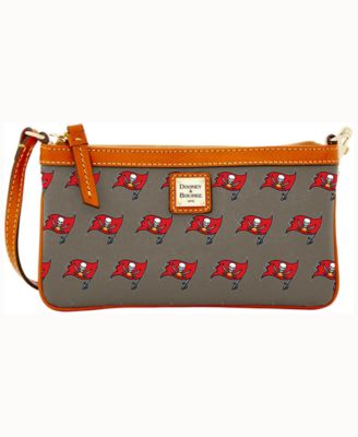 Tampa Bay Buccaneers Large Slim Wristlet