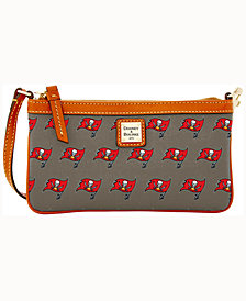 Dooney & Bourke Tampa Bay Buccaneers Large Slim Wristlet