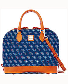 Dooney & Bourke Tennessee Titans Dooney & Bourke Zip Zip Satchel