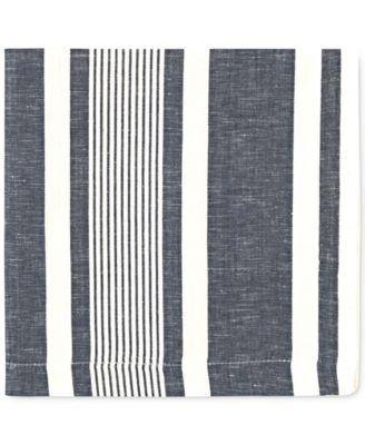 Mara Colorwave Blue Collection 4-Pc. Napkin Set