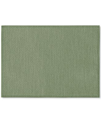 Colorwave Green Collection 4-Pc. Placemat Set