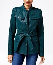 Guess Coats Amp Jackets For Women Macy S