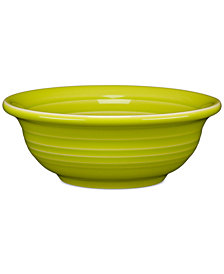 Fiesta Lemongrass Individual Fruit Bowl