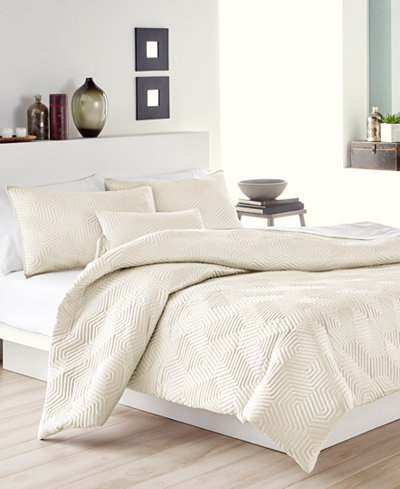 LAST ACT! DKNY Helix Quilted Bedding Collection - Bedding ... : quilted bed sheets - Adamdwight.com