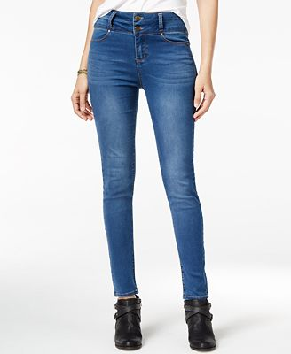 High Waisted Juniors Jeans - Macy's