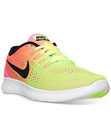 Nike Women's Free Run ULTD Running Sneakers from Finish Line