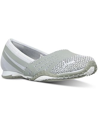 puma women's asha alt 2 heather casual sneakers from