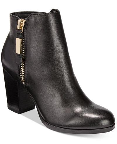 ALDO Women's Mathia Leather Booties