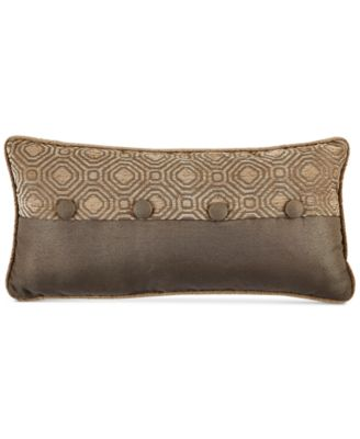 "CLOSEOUT! Benson 22"" x 11"" Boudoir Decorative Pillow"