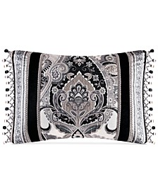 "J. Queen New York Guiliana Boudoir 15"" x 21"" Decorative Pillow"