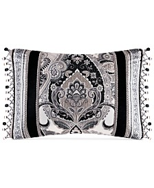 "J. Queen New York Giuliana Boudoir 15"" x 21"" Decorative Pillow"