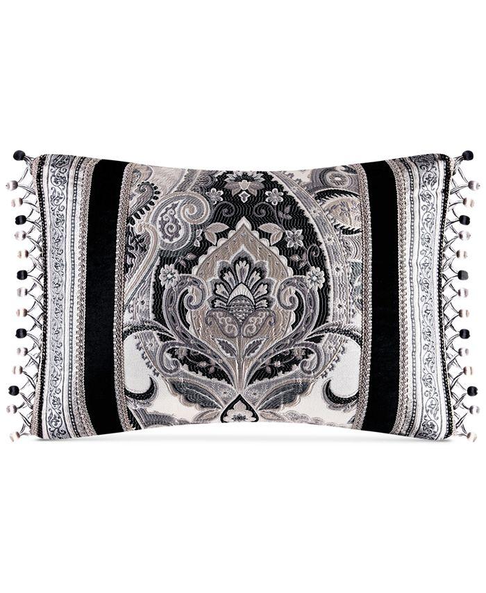 "J Queen New York - Giuliana Boudoir 15"" x 21"" Decorative Pillow"