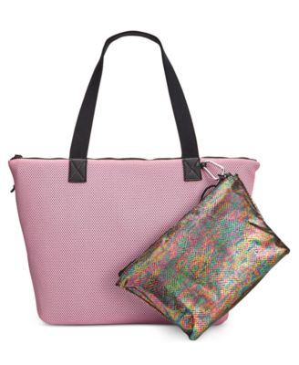 Image of Ideology Tote with Pouch, Only at  Macy's