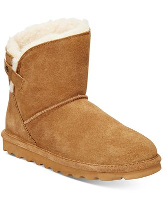 BEARPAW Women's Margaery Cold-Weather Booties