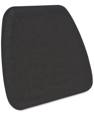 SensorGeL Luxury Pressure Relieving Gel Infused Memory Foam Chair Pad