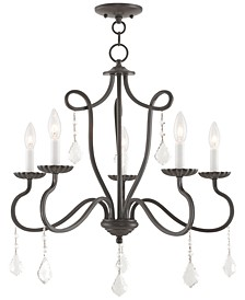 Callisto 5-Light Chandelier